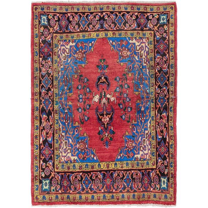 4' 8 x 6' 6 Golpayegan Persian Rug