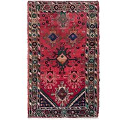 Link to 3' 5 x 5' 10 Hamedan Persian Rug