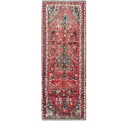 Link to 3' 5 x 10' Hamedan Persian Runner Rug