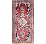 Link to 3' 8 x 7' 7 Hamedan Persian Runner Rug