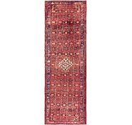 Link to 3' 8 x 10' 2 Hossainabad Persian Runner Rug