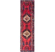 Link to 3' 7 x 9' 3 Hamedan Persian Runner Rug
