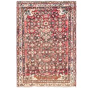 Link to 3' 3 x 4' 7 Hossainabad Persian Rug