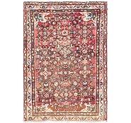 Link to 100cm x 140cm Hossainabad Persian Rug