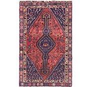 Link to 3' 8 x 5' 10 Hamedan Persian Rug