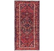 Link to 3' 6 x 6' 10 Hamedan Persian Rug
