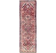Link to 110cm x 318cm Farahan Persian Runner Rug