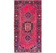 Link to 3' 9 x 7' 3 Zanjan Persian Runner Rug