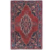 Link to 147cm x 225cm Ferdos Persian Rug