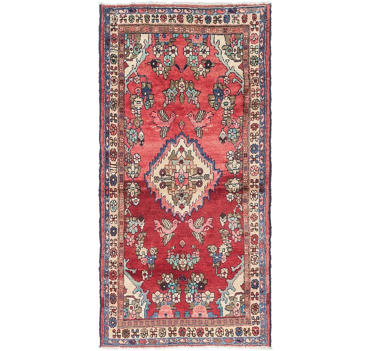 3' 4 x 7' Liliyan Persian Runner ...