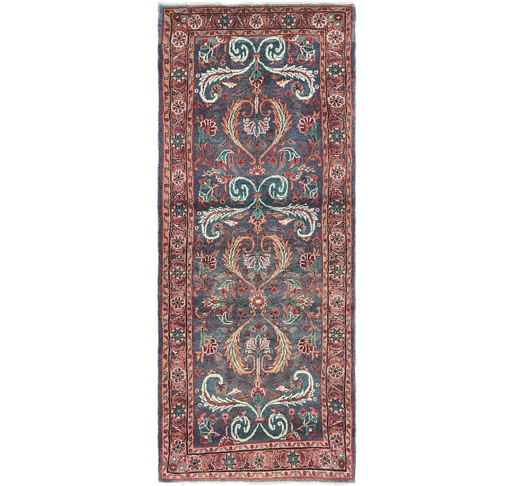 100cm x 250cm Mehraban Persian Runner...