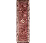 Link to 3' 10 x 14' 2 Hossainabad Persian Runner Rug