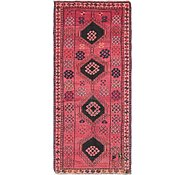 Link to 3' 9 x 8' 7 Shiraz Persian Runner Rug