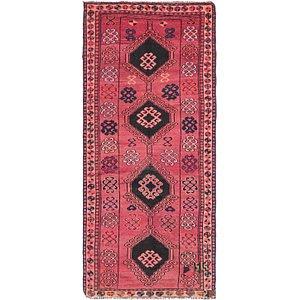 3' 9 x 8' 7 Shiraz Persian Runner Rug