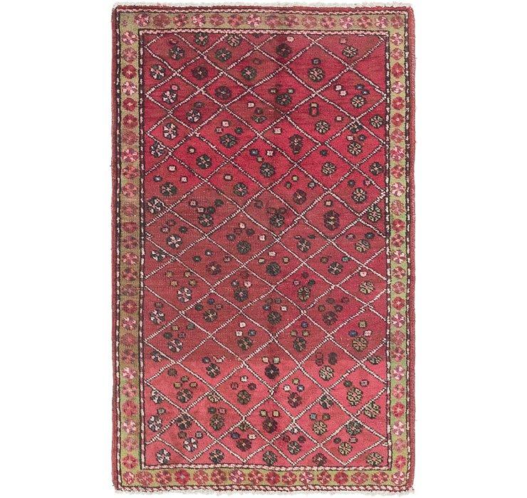 3' 2 x 5' Tabriz Persian Rug