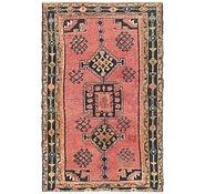 Link to 3' 7 x 6' Shiraz Persian Rug