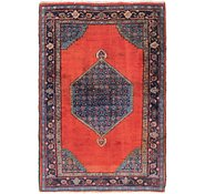 Link to 4' 3 x 6' 3 Gholtogh Persian Rug