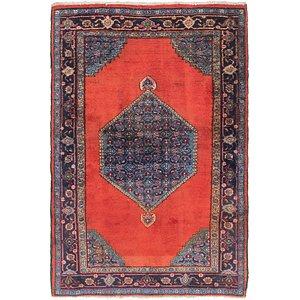 130cm x 190cm Gholtogh Persian Rug