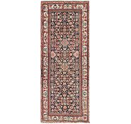 Link to 102cm x 260cm Hossainabad Persian Runner Rug