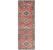 Link to 3' x 9' 7 Hamedan Persian Runner Rug