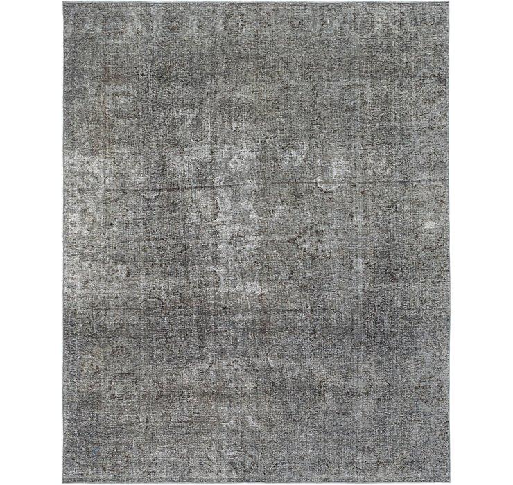8' 8 x 11' Ultra Vintage Persian Rug