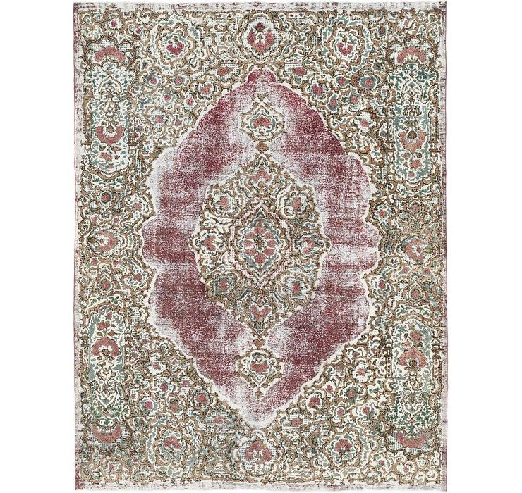 9' 10 x 12' 7 Ultra Vintage Persian Rug
