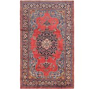 Link to 225cm x 375cm Golpayegan Persian Rug