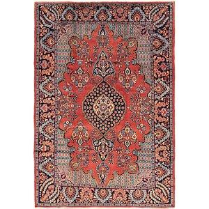 9' x 13' Golpayegan Persian Rug