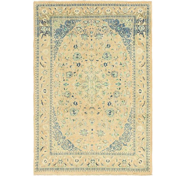 6' 9 x 9' 9 Mahal Persian Rug