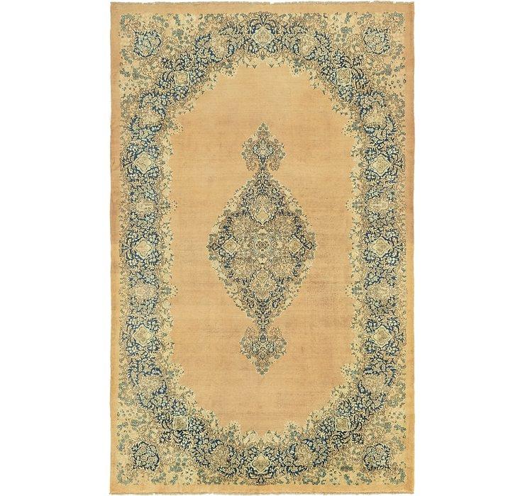10' x 15' 10 Kerman Persian Rug