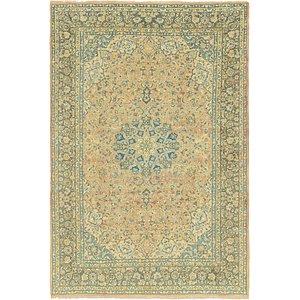 9' 10 x 14' 5 Isfahan Persian Rug