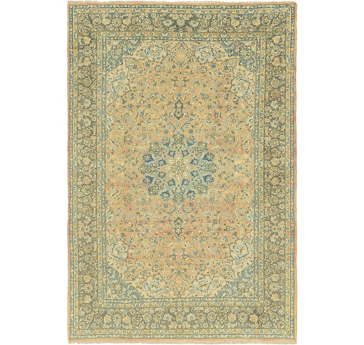 HandKnotted 9' 10 x 14' 5 Isfahan Persian Rug