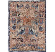Link to 9' 5 x 13' 3 Kashmar Persian Rug