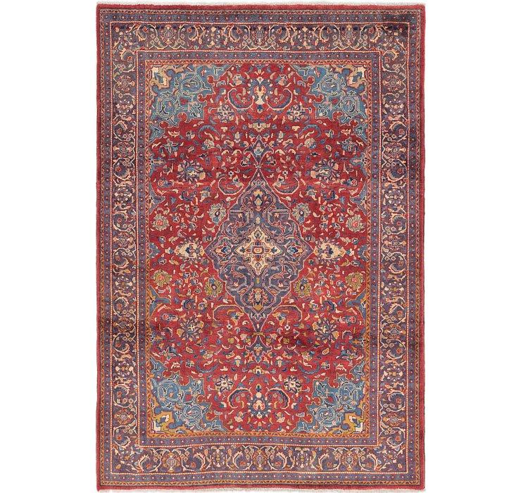 218cm x 318cm Mahal Persian Rug