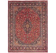 Link to 9' 7 x 12' 6 Mashad Persian Rug