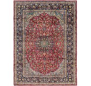 Link to 9' 9 x 13' Isfahan Persian Rug
