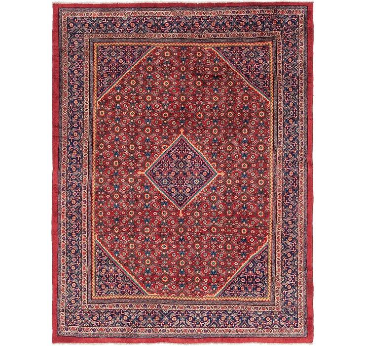 10' x 12' 7 Mahal Persian Rug