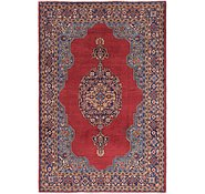 Link to 7' 4 x 11' Golpayegan Persian Rug