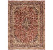 Link to 9' 10 x 12' 6 Mashad Persian Rug