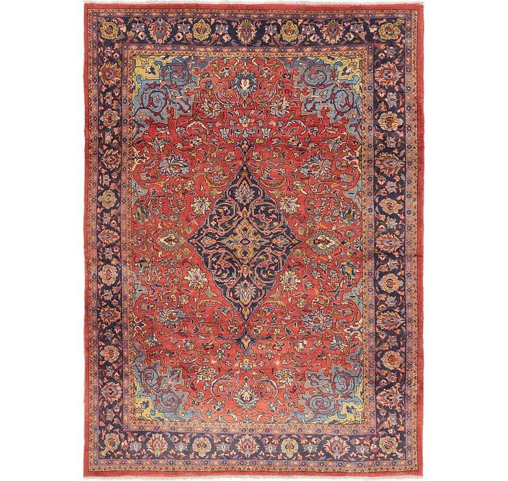 8' 2 x 11' 2 Mahal Persian Rug
