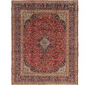 Link to 9' 10 x 12' 2 Kashan Persian Rug