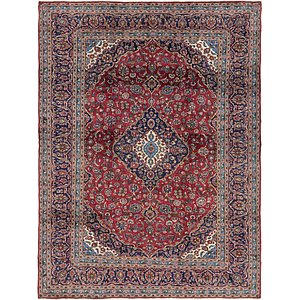 Link to 300cm x 390cm Kashan Persian Rug item page
