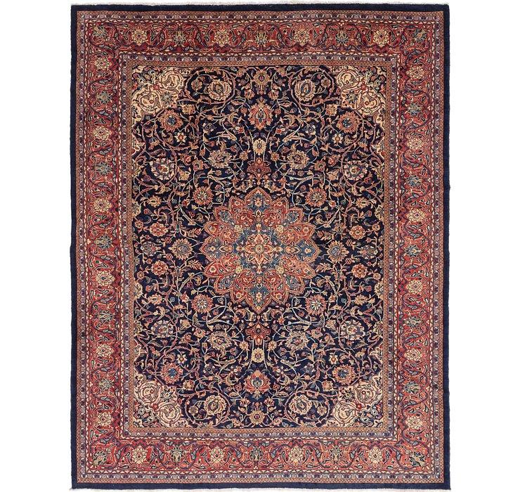 10' 9 x 14' Mahal Persian Rug