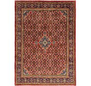 Link to 9' 6 x 13' Mahal Persian Rug