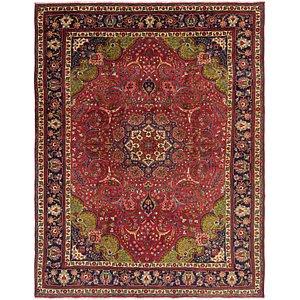 10' x 12' 5 Tabriz Persian Rug