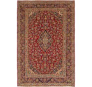 Link to 9' 10 x 14' 5 Kashan Persian Rug
