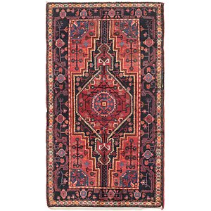 Link to 3' 8 x 6' 8 Tuiserkan Persian Rug item page
