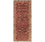 Link to 3' x 7' 9 Hossainabad Persian Runner Rug