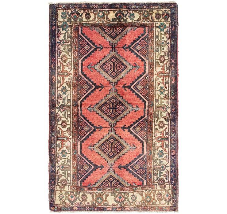 3' 5 x 5' 10 Chenar Persian Rug