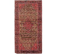 Link to 4' 10 x 9' 8 Darjazin Persian Runner Rug